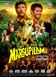 Sur La piste du Marsupilami 2011 (1st Time)