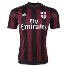 Adidas A.C. Milán jersey 2015-2016