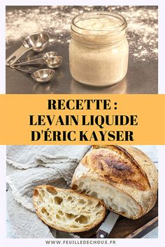 Liquid sourdough, Eric Kayser& recipe (In 3 days) There are many ways . Devilled Eggs Recipe Best, Deviled Eggs Recipe, Cooking Bread, Bread Baking, Healthy Egg Recipes, Baguette Recipe, My Best Recipe, Breakfast Time, I Foods