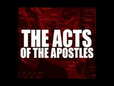 MARK13RECORDS The Acts of the Apostles Chapter 16