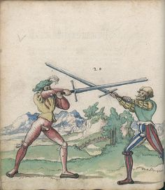 Title: Goliath (MS Germ.Quart.2020), Page: Folio 33v, Date: 1510-1520