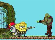 Spongebob Ocean Cleanup | Garfis juegos online