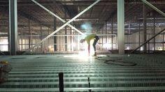 Jobsite welding image #10 #StudWelding http://www.studweldfast.com/atlanta-jobsite-stud-welding/