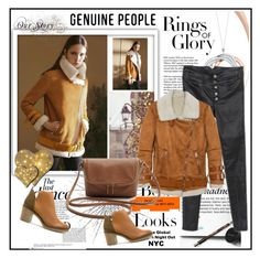 """""""Genuine people"""" by lila2510 ❤ liked on Polyvore featuring Anja, Tiffany & Co., MML, Miista and Genuine_People"""