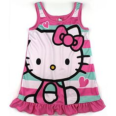 Hello Kitty Girls Pink Nightgown (8) Sanrio http://www.amazon.com/dp/B00LCGCGE4/ref=cm_sw_r_pi_dp_A1oVtb1A70T9CT44