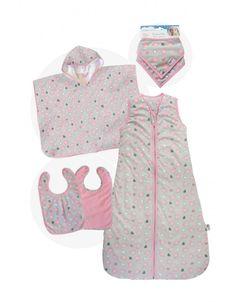 Hudson baby Baby Wearable Safe Cozy Warm Sleeping Bag