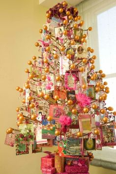 card tree, pinned by Ton van der Veer