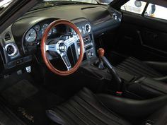 Corbeau retro bucket seats mx5 miata roadster interior