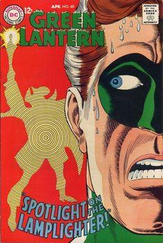Green Lantern #106 DC Comics