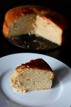 Le gâteau au yaourt parfait par Lucie Barthélémy