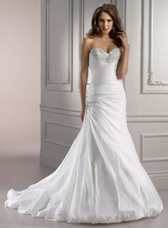 aimee wedding dress
