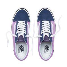 Кеды Old Skool VA38G2R1W, Цвет: Фиолетовый