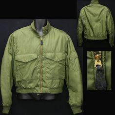 US MA-1 flight jacket 60's era (Vietnam)