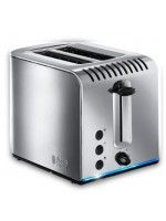 Russell Hobbs 20740 Buckingham 2 Slice Toaster in Brushed Stainless Steel from Russell Hobbs :: Buy from Co-op Electrical Shop on The UK High Street