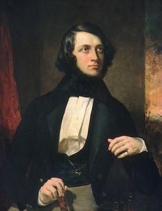 Alexander Van Rensselaer, George P. A. Healy, 1837