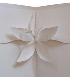 Carte kirigami