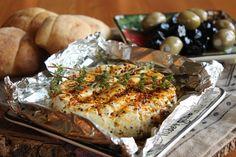Grilovaný Hermelín Camembert Cheese, Grilling, Appetizers, Vegan, Chicken, Crickets, Appetizer, Entrees, Vegans