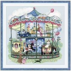 Carousel www.Stitchery.com