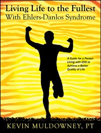 This book was written to teach people with Ehlers-Danlos Syndrome (EDS) how to systematically progress through an exercise program to allow their muscles to support many joint subluxations commonly associated with this genetic disorder. This will allow people living with EDS to have less pain throughout their body. The exercise protocol outlined in this book was developed by a physical therapist from Rhode Island, Kevin Muldowney, MSPT, who has been treating people with EDS since 2005…