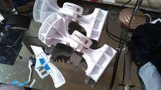 Step by step 3D Maneuver Gear
