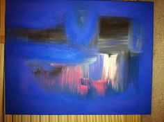 Bright blues hues