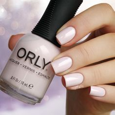 Nailpolis Museum of Nail Art | Orly Cake Pop Swatch by nagelfuchs