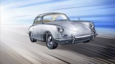 Storyboard, Gerhard, Illustrator, Layout, Car, Automobile, Page Layout, Illustrators, Autos