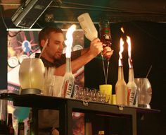 Top 5 Spots for Flair Bartending in Las Vegas : Eating & Restaurants, Things To Do | Las Vegas Things to Do