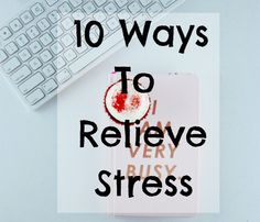 Are you someone that gets easily stressed? I know that I get stressed out easily when certain situations arise. There are days when I find it hard to juggle work/home life and everything in between…