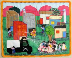 Picnic Blanket, Outdoor Blanket, The Birth Of Christ, Textiles, Left Alone, Freedom Of Speech, Female Art, Art Museum, Embroidery