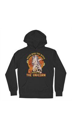 Unicorn Halloween Costume, Halloween Costumes For Teens, Halloween Art, Unicorn Illustration, Skull Illustration, Scary Pumpkin Carving, Witch, Funny Holidays, Hoodies