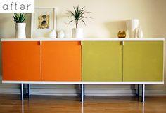Credenza Ikea Shabby : Die besten bilder von ikea hacks in furniture