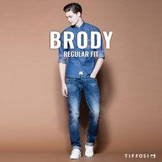 🆕 Brody - Regular Fit 🆕 #tiffosi #tiffosidenim #newin #fit #fitguide #denim #denimguide #denimcollection #jeans