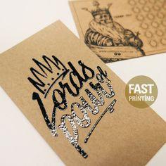 #raised #black #craft #fastprinting #FP
