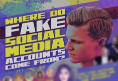 How To Spot Fake Social Media Profiles - #Infographic