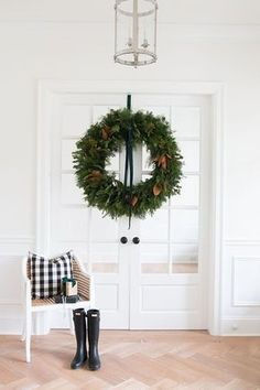 Love that wreath