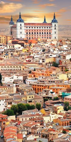 Toledo: A city to discover