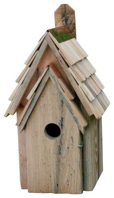 OUTDOOR Birdhouses MODERN Bird