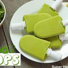 Green Frog Pops