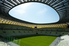 The Best Stadium: Stadium PGE Arena Gdansk - City: Gdansk