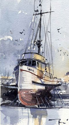 thomas schaller paintings - love this