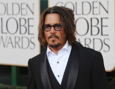 At 2012's Golden Globes, Johnny Depp's fashion style included wearing Dolabany Arnold glasses, a vintage inspired frame. See the eyewear collection here: Dolabany Arnold.