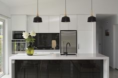 Be inspired by modern kitchen design ideas for your home design build with the latest kitchens from David Reid Homes.