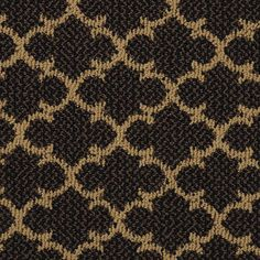 Like the magnificent castle that shares its name, this glorious loop carpet is influenced by classical Moorish design. The intricate honeycomb pattern is delineated in three separate yarn colors of 100% Antron® Legacy nylon, a fiber known for durability and color fastness. Alhambra is offered in 12 colorways. Alhambra is also available in our Area Rug Standards Program.