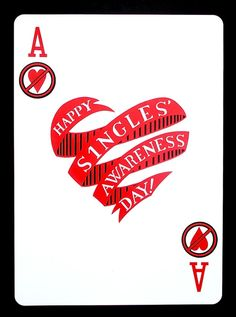 singles awareness day - Valentines For Singles