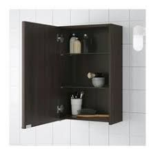 IKEA - LILLÅNGEN, Wall cabinet, black-brown black-brown, The shallow sink cabinet is perfect where space is limited. Bathroom Wall Cabinets, Mirror Cabinets, Bathroom Layout, Storage Cabinets, Bathroom Furniture, Bathroom Storage, Bathroom Medicine Cabinet, Locker Storage, Bathroom Ideas