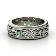Platinum and Emeralds