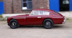 The DB2 was the first 'proper' post-War Aston Martin produced under David Brown's ownership and was to be – until the DB4 was launched towards the end of the decade – the company's main model line for the 1950s.