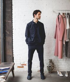 Adrián Salvador, former student od Industrial Design at University CEU Cardenal Herrera, is one of the 16 Spanish faces of 2016 according to Harper's Bazaar.
