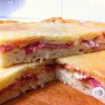 PIZZA PARIGINA Polenta, Sandwiches, Pie, Desserts, Food, Cooking, Pies, Torte, Tailgate Desserts